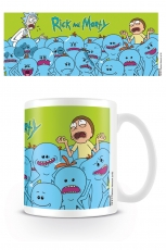Rick And Morty, Mr. Meeseeks Tasse