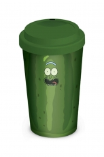Rick And Morty, Pickle Rick Coffee To Go Becher