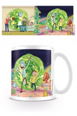 Rick And Morty, Portal Tasse
