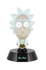 Rick And Morty, Rick Icon Light