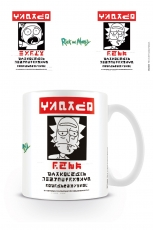 Rick And Morty, Wanted Tasse