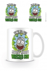 Rick And Morty, Wrecked Son Tasse