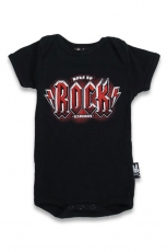 Six Bunnies, Baby Body Born To Rock [Black|Red]