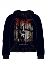 Slipknot, 5 The Gray Chapter Hoodie [Black]