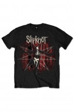 Slipknot, The Gray Chapter Star [Black]