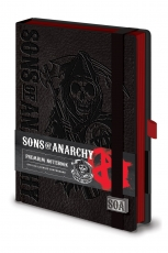 Sons Of Anarchy, Reaper A5 Notizbuch