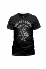 Sons Of Anarchy, Reaper Logo Tee