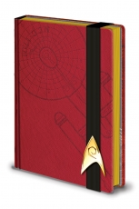 Star Trek, A5 Notizbuch