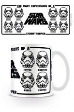 Star Wars, Expressions Of A Stormtrooper Tasse