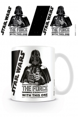 Star Wars, The Force Is Strong Tasse