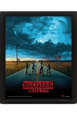 Stranger Things, Mind Flayer 3D Bild