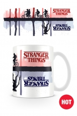 Stranger Things, Upside Down Heat Change Tasse