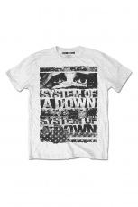 System Of A Down, Torn Tee