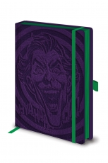 The Joker, Hahaha A5 Notizbuch
