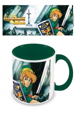 The Legend Of Zelda, The Lost Woods Coloured Inner Tasse...