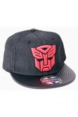 Transformers, 3D Red Autobot Cap