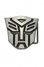 Transformers, Autobot Classic Logo Buckle [Silver] inkl....