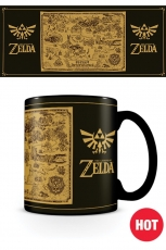 Zelda, Map Heat Change Tasse