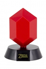 Zelda, Red Rupee Icon Light
