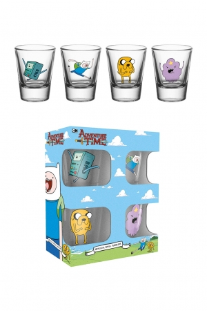 Adventure Time, Shotglas GLA0013 5cl