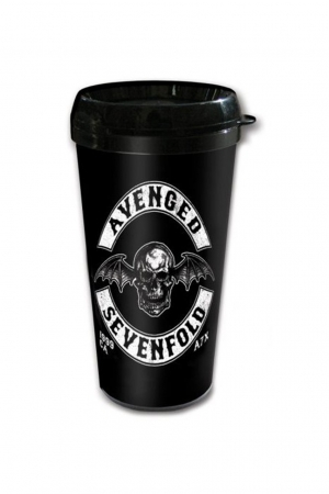 Avenged Sevenfold, Deathbat Coffee To Go Becher