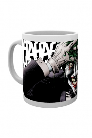 DC Comics, Laughing Joker Tasse