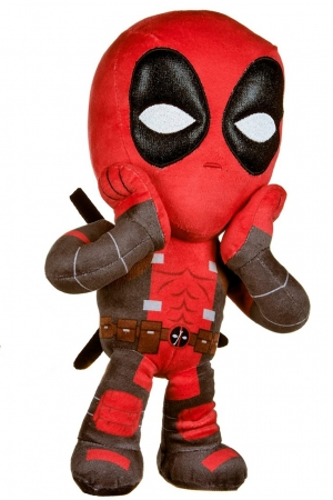 Deadpool, 23 cm Plüsch Deadpool Bend Arms