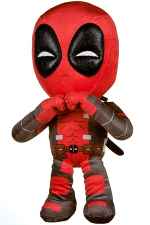Deadpool, 45 cm Plüsch Deadpool Fistbump