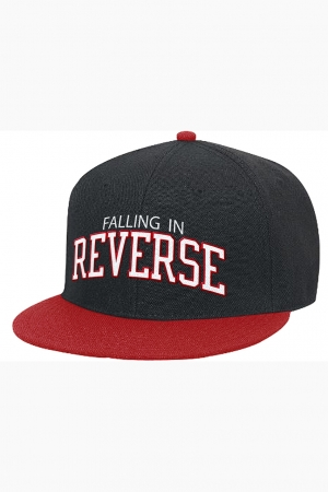 Falling In Reverse, Logo (Embroidered) Cap
