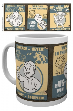Fallout, Tasse MG1210 300ml
