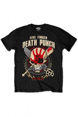 Five Finger Death Punch, Zombie Kill Tee