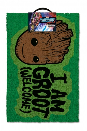 Guardians Of The Galaxy, I Am Groot - Welcome Fußmatte