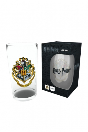 Harry Potter, Glas Groß 500ml GLB0027