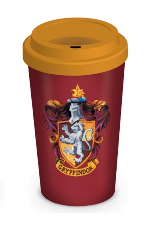 Harry Potter, Gryffindor Coffee To Go Becher