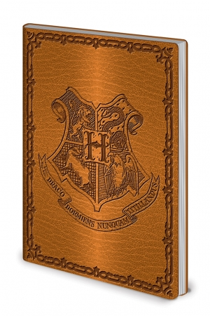 Harry Potter, Hogwarts Flexi Cover A5 Notizbuch