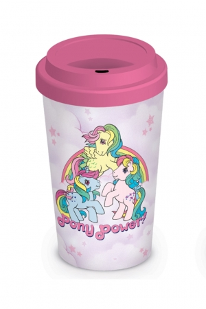 My Little Pony, Pony Power Coffee To Go Becher