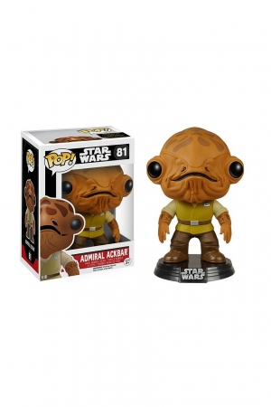 Pop!, Star Wars Admiral Ackbar 16 Funko