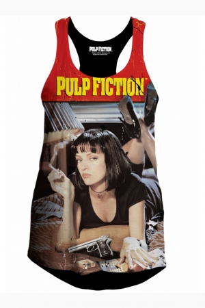 Pulp Fiction, Mia Wallace Girlie Tank