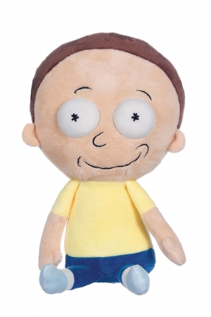 Rick And Morty, Plüsch 25 cm Smiling Morty