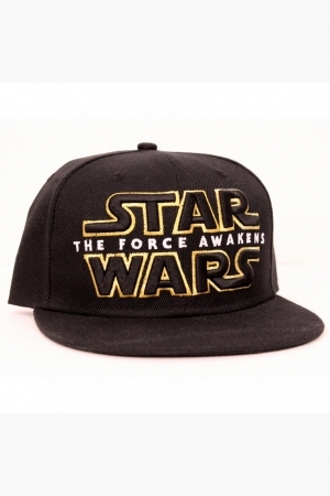 Star Wars, Force Awakens Logo Cap