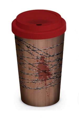The Walking Dead, Lucille Coffee To Go Becher