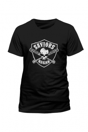 The Walking Dead, Saviours Crest Tee