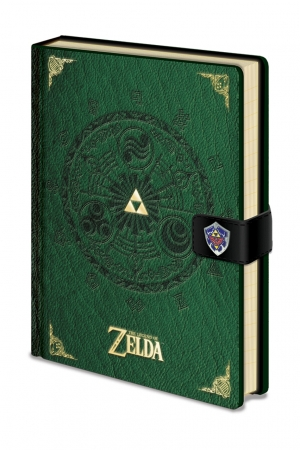Zelda, The Legend Of Zelda Notizbuch