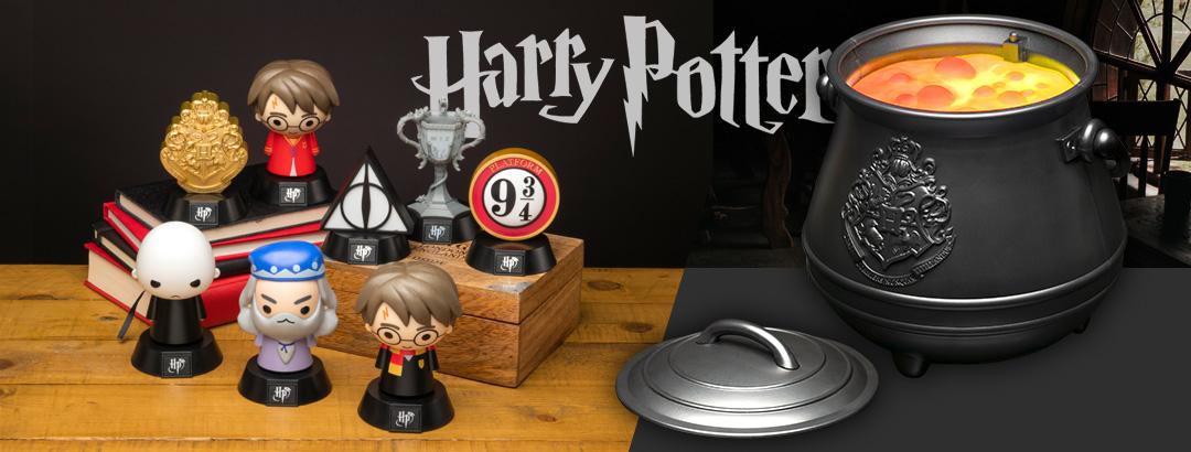 Harry Potter, Icon Lights, Sammelfiguren, Leuchten,...