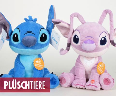 Lilo & Stitch, Plüschtiere, Plush Toys, Spielwaren,...