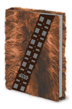 Star Wars, Chewbacca Furry A5 Notizbuch