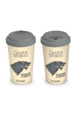Game Of Thrones, House Stark Coffee To Go Becher