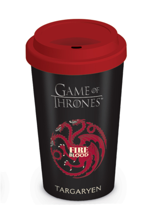 Game Of Thrones, House Targaryen Coffee To Go Becher