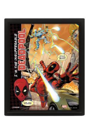 Deadpool, 3D Bild