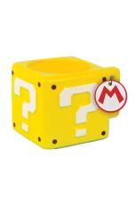 Super Mario, Shaped Fragezeichen-Block Tasse